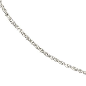 Sterling Silver 18 Inch Prince of Wales Chain - Product number 4819403