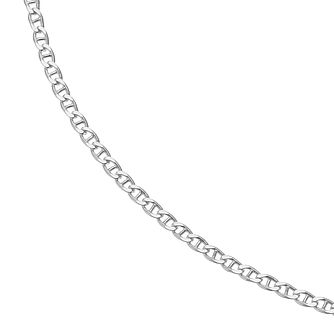 Sterling Silver 16+2 Inch Marina Chain - Product number 4819446