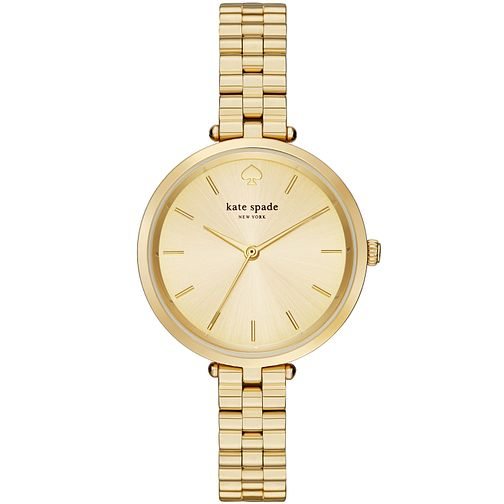 Kate Spade Holland Ladies' Gold Tone Bracelet Watch - Product number 4832965