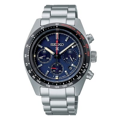 9ct White Gold Infinity Necklet - Product number 4837495