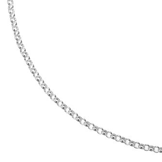 Sterling Silver 20 Inch Belcher Chain - 55g - Product number 4841654