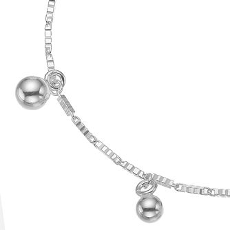 Silver Fancy Ball & Chain Bracelet - Product number 4841700
