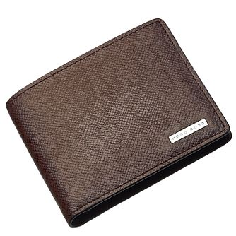 Hugo Boss Men's Brown Leather Wallet - Product number 4842901