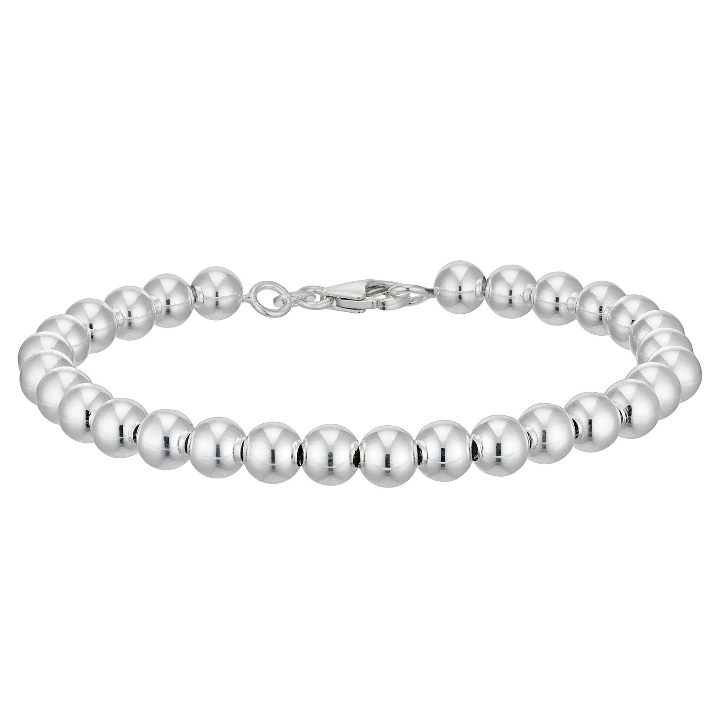 Silver Bead Bracelet - Product number 4842952