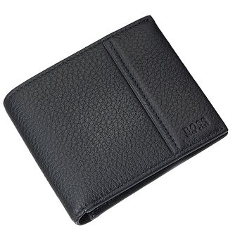 BOSS Traveller Men's Black Wallet - Product number 4843215