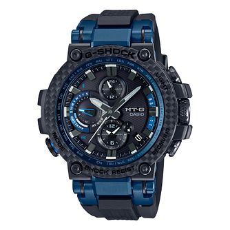 Casio G-Shock MTG-B1000XB-1AER Black Silicone Strap Watch - Product number 4845412