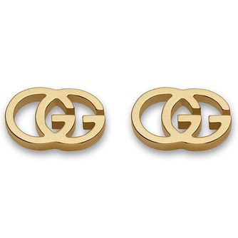 264f78388 Gucci 18ct Yellow Gold Stud Earring - Product number 4845595