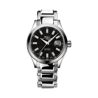 Ball Engineer III Marvelight Stainless Steel Bracelet Watch - Product number 4848004