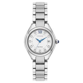 Citizen Silhouette Crystal Stainless Steel Watch - Product number 4850629