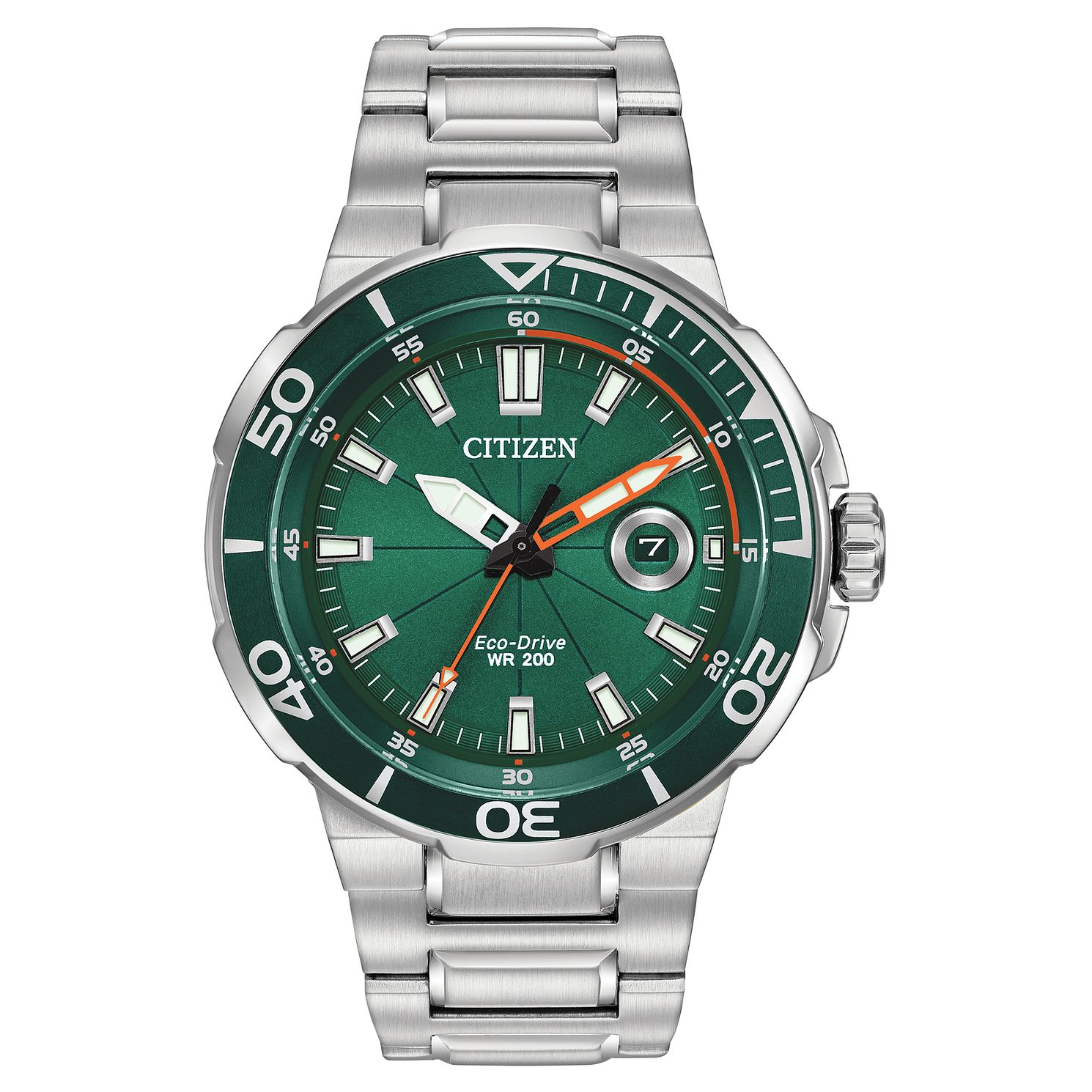 Citizen Men's Sport Stainless Steel Bracelet Watch - Product number 4850912