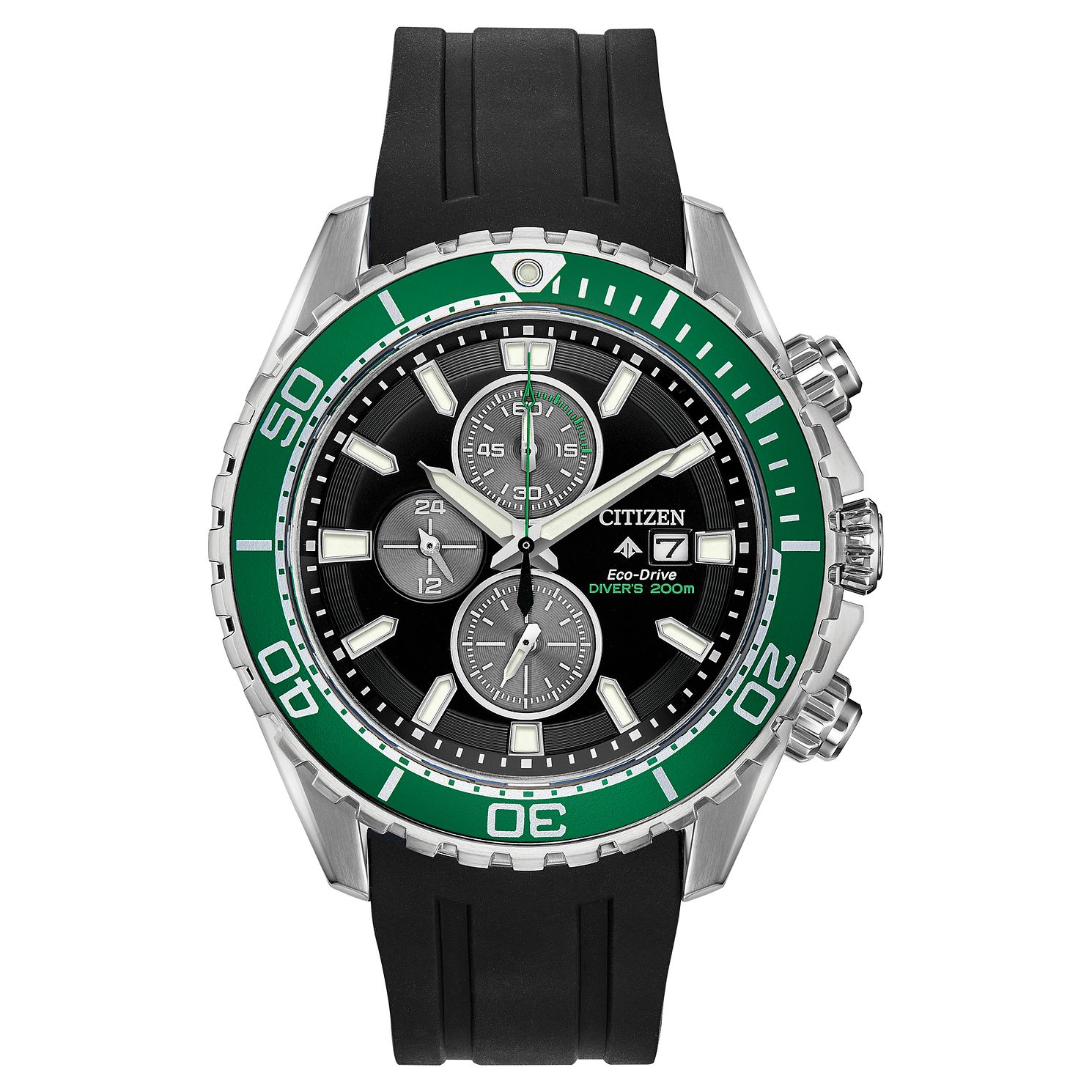 Citizen Men's Promaster Diver Chronograph Watch - Product number 4851404