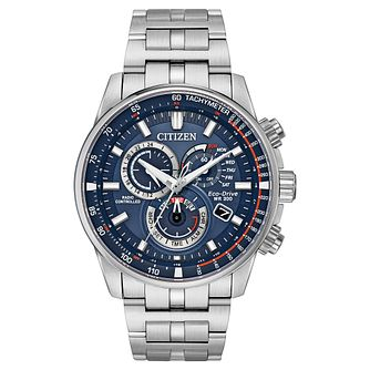 Citizen Eco-Drive Men's Perpetual Calendar Bracelet Watch - Product number 4851412