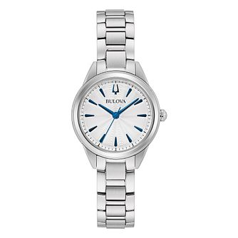 Bulova Sutton Ladies' Stainless Steel Bracelet Watch - Product number 4852214
