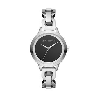 Armani Exchange Ladies' Stainless Steel Bracelet Watch - Product number 4852559