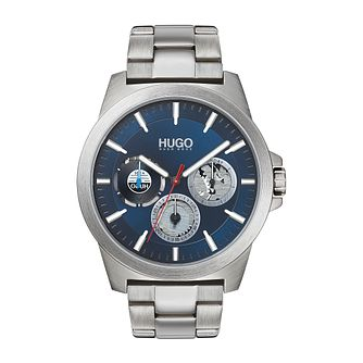 HUGO #TWIST Stainless Steel Bracelet Watch - Product number 4852974