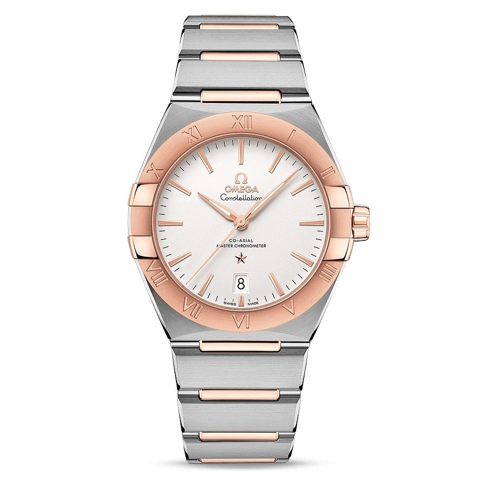 Omega Constellation Men's Two Tone Bracelet Watch - Product number 4857763