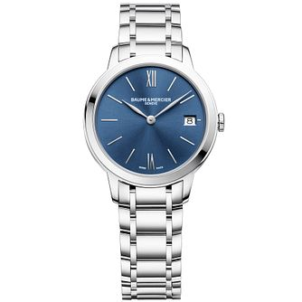 Baume & Mercier Classima Stainless Steel Bracelet Watch - Product number 4860276