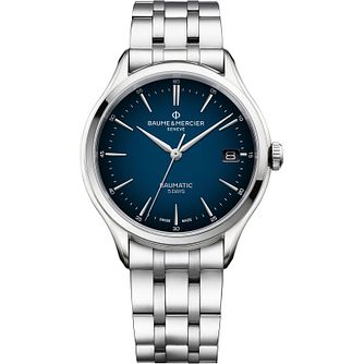 Baume & Mercier Clifton Baumatic Men's Bracelet Watch - Product number 4860306