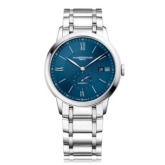Baume & Mercier Classima Stainless Steel Bracelet Watch - Product number 4871251