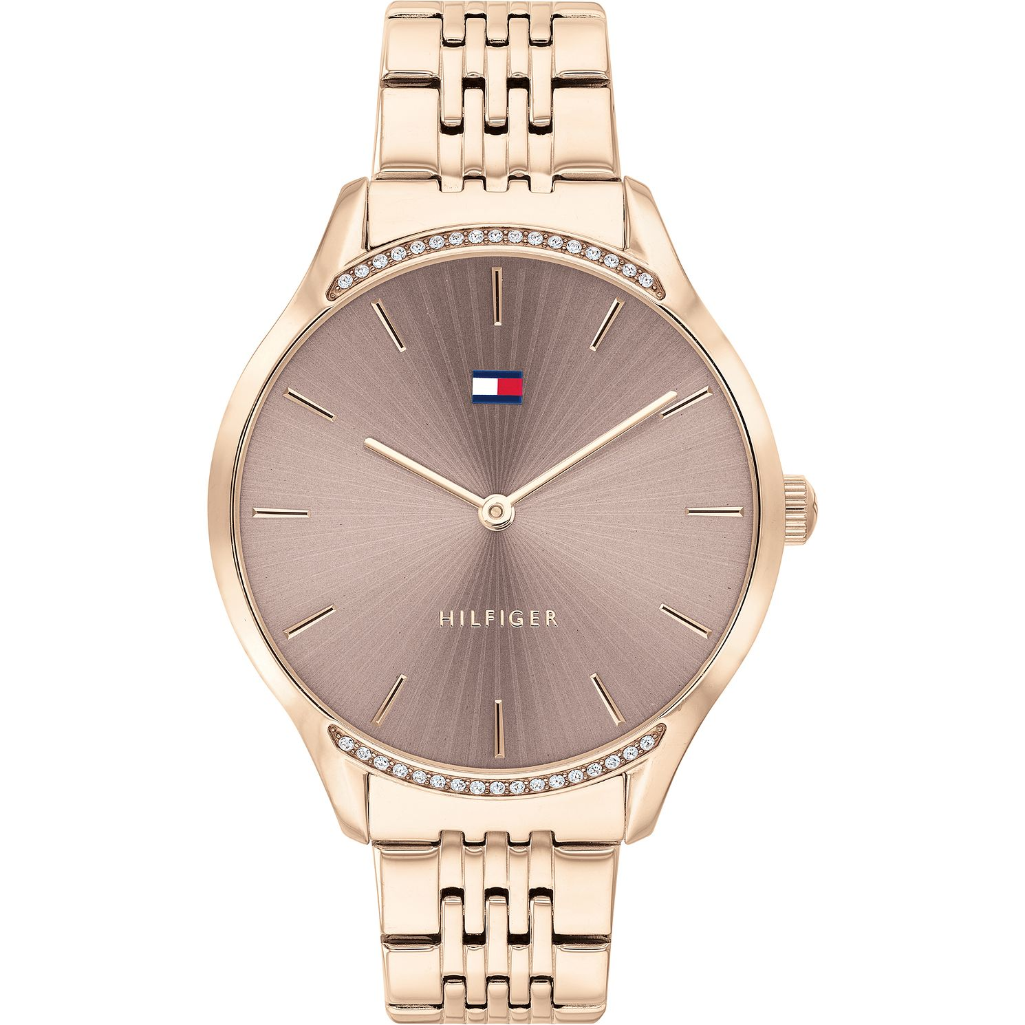 Tommy Hilfiger Ladies' Stainless Steel Bracelet Watch - Product number 4872460