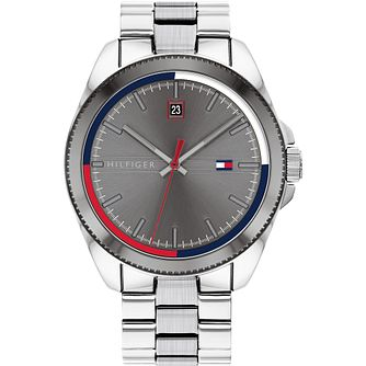 Tommy Hilfiger Men's Stainless Steel Bracelet Watch - Product number 4872509