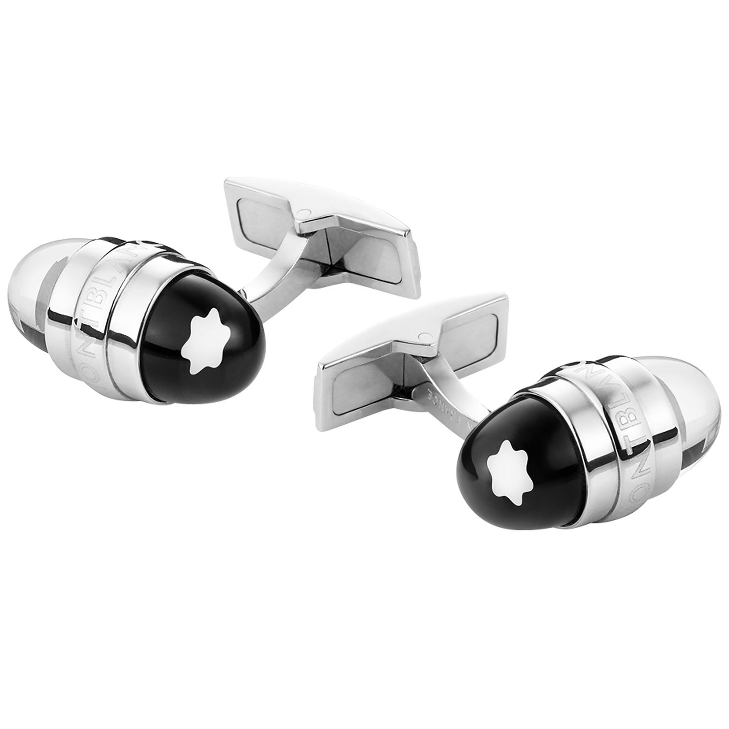 Montblanc Urbanwalker Stainless Steel Cufflinks - Product number 4874927