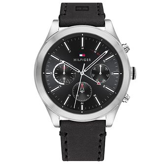 Tommy Hilfiger Men's Stainless Steel Chronograph Strap Watch - Product number 4877721