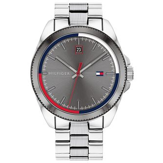 Tommy Hilfiger Riley Men's Stainless Steel Bracelet Watch - Product number 4877780