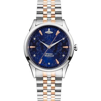 Vivienne Westwood Wallace Stainless Steel Bracelet Watch - Product number 4898443