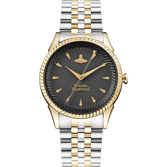 Vivienne Westwood Seymour Ladies' Two Tone Bracelet Watch - Product number 4898508
