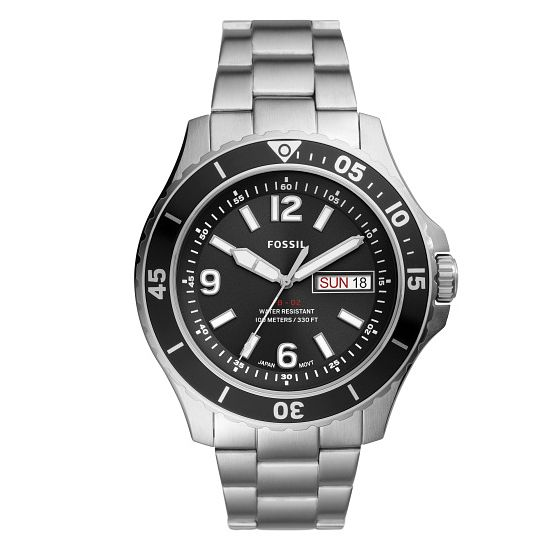 Fossil Men's Stainless Steel Bracelet Watch - Product number 4899164