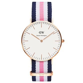 Daniel Wellington Southampton Ladies' NATO Strap Watch - Product number 4899636