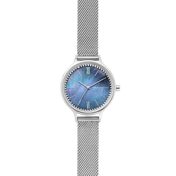 Skagen Anita Ladies' Stainless Steel Mesh Bracelet Watch - Product number 4901274