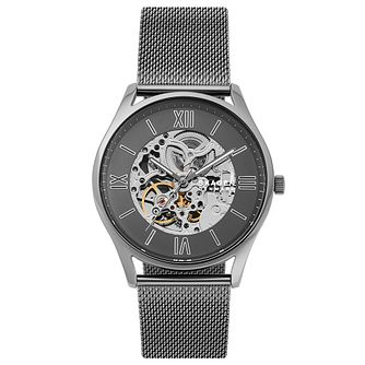 Skagen Holst Men's Automatic Stainless Steel Bracelet Watch - Product number 4901517