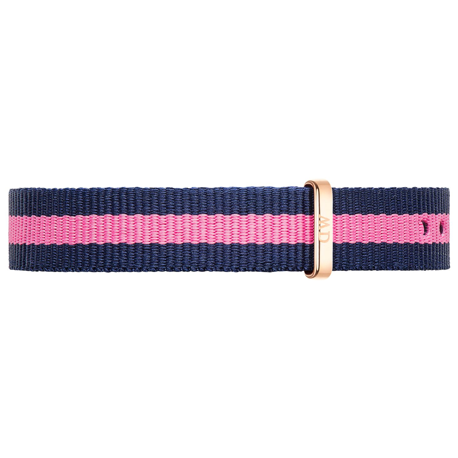 Daniel Wellington Winchester Ladies' Navy & Pink NATO Strap - Product number 4902084