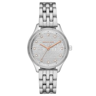 Michael Kors Lexington Stainless Steel Bracelet Watch - Product number 4902971