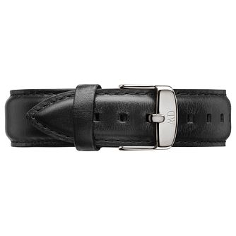 Daniel Wellington Sheffield Men's Black Leather Strap - Product number 4903021