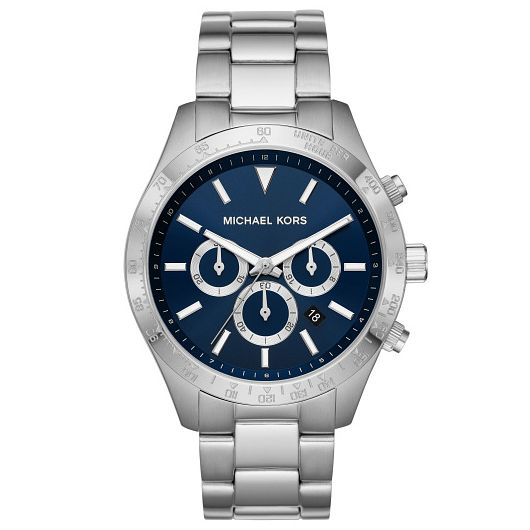 Michael Kors Layton Men's Stainless Steel Bracelet Watch - Product number 4903110