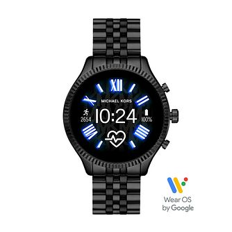 Michael Kors Lexington 2 Gen 5 Black Bracelet Smartwatch - Product number 4903382