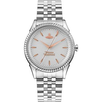 Vivienne Westwood Seymour Stainless Steel Bracelet Watch - Product number 4903439