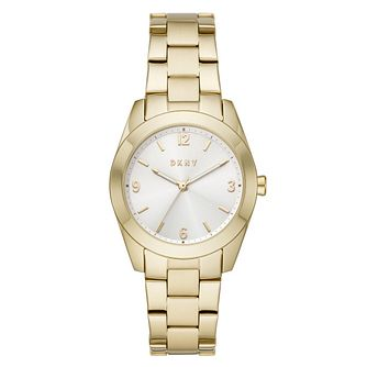 DKNY Nolita Ladies' Gold Tone Bracelet Watch - Product number 4903587
