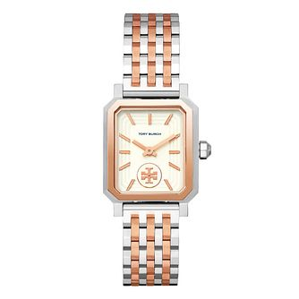 Tory Burch Robinson Ladies' Two Tone Bracelet Watch - Product number 4903617