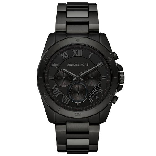 Michael Kors Men's Ion Plated Bracelet Watch - Product number 4904435
