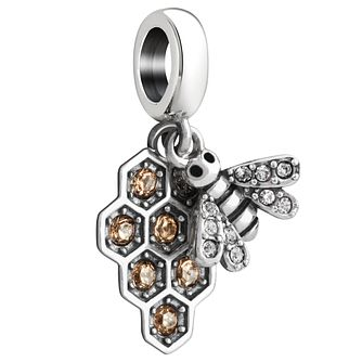 Chamilia Silver Honeybee Bead - Product number 4905725