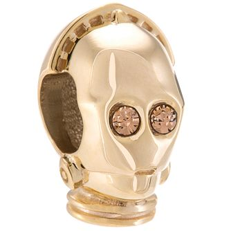 Chamilia Star Wars C3Po Sterling Silver Charm - Product number 4910516