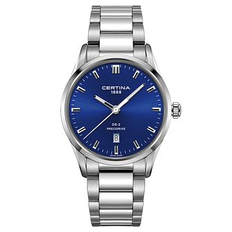Certina Ds-2 Men's Stainless Steel Bracelet Watch - Product number 4910818