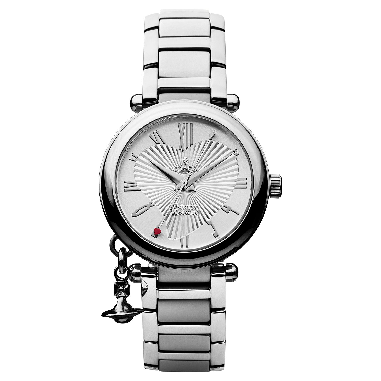 Vivienne Westwood Ladies' Stainless Steel Bracelet Watch - Product number 4912829
