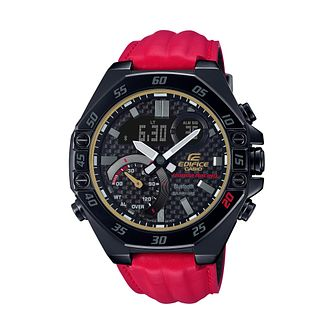 Casio Edifice Honda Red Resin Strap Watch - Product number 4938208