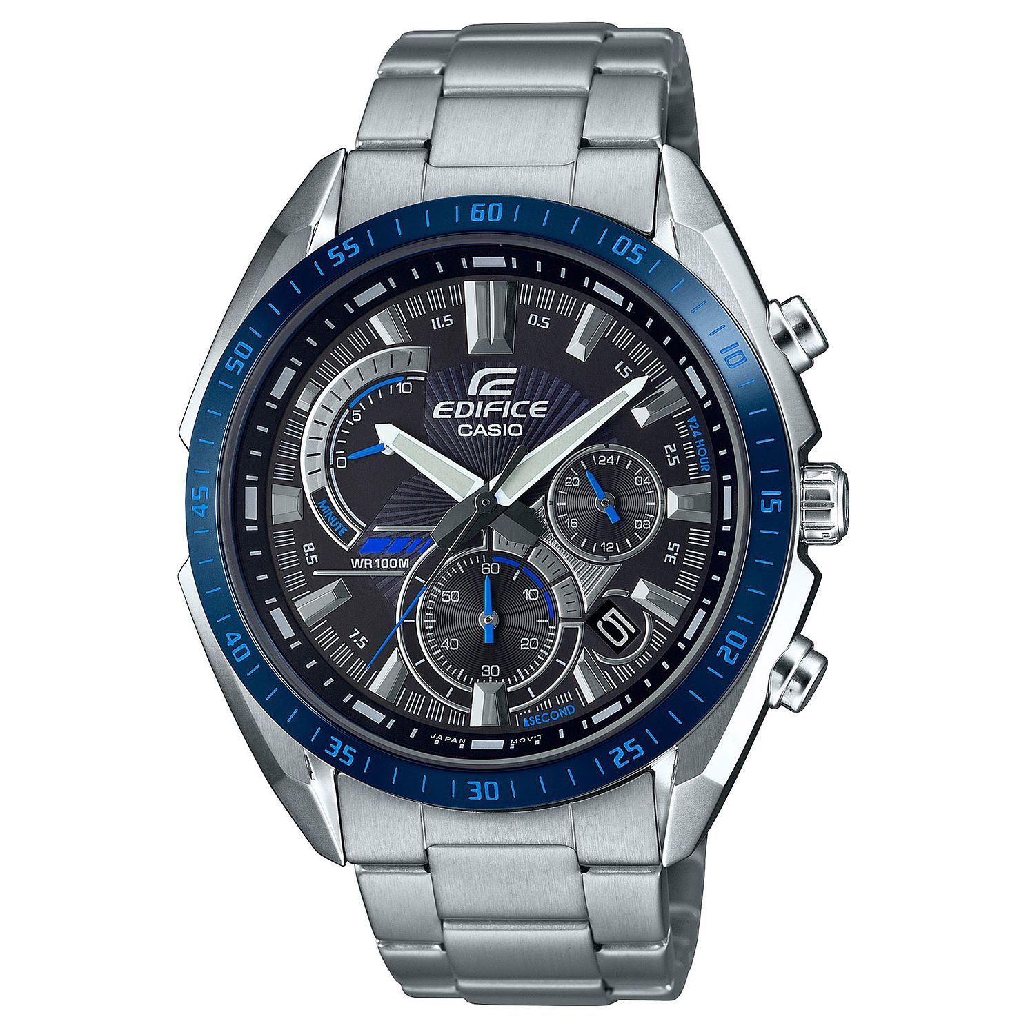 Casio Edifice Men's Stainless Steel Bracelet Watch - Product number 4938224