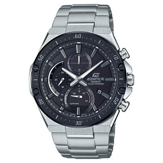 Casio Edifice Men's Stainless Steel Bracelet Watch - Product number 4938240